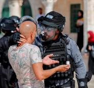 اسرائيل والاسلحة في الاقصى