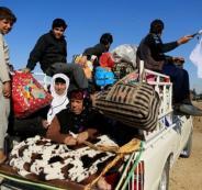 نازحين الموصل