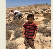 استشهاد طفل في نابلس