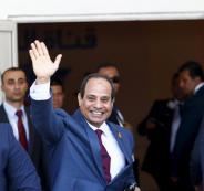السيسي والاخوان المسلمين