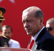 اردوغان والجولان