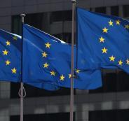 الاتحاد الاوروبي وحل الدولتين