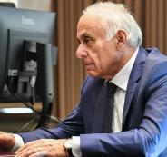 مصرع رئيس وزراء ابخازيا