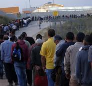 128 ألف عامل يعملون في إسرائيل ودفعوا 380 مليون دولار مقابل تصاريح