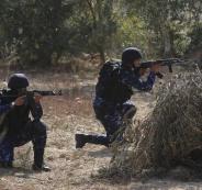 القبض على شخص في رام الله