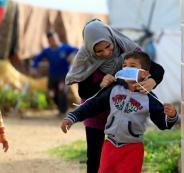 مخيمات الضفة الغربية وفيروس كورونا