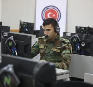 افتتاح مختبر اللغات للعسكرين في اريحا