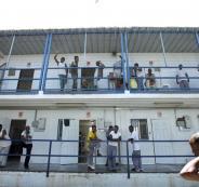 الأسرى في سجن رمون