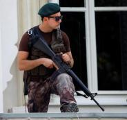 اعتقال عناصر من تنظيم داعش في اسطنبول التركية