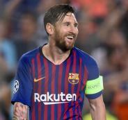 ميسي وجائزة افضل لاعب في الدوري الاسباني