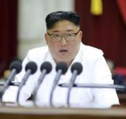 الزعيم الكوري كيم وترامب