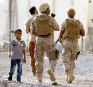 الجيش السعودي والسوداني في اليمن