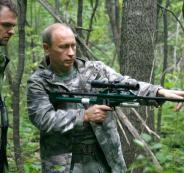 بوتين والاسلحة الروسية