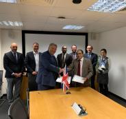 جامعة القدس وكلية لندن للتجارة تبرمان شراكة لتأسيس ماجستير ادارة اعمال مشترك