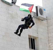 تجنيد الشرطة الفلسطينية