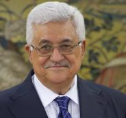 عباس يتسلم جائزة شتايغر للسلام