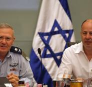 اسرائيل والانقسام الفلسطيني
