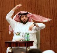 المنتخب المصري والسعودي وتركي آل الشيخ