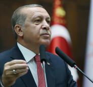 أردوغان: دماء شهدائنا ليست رخيصة وسنقتلع الأرهابيين من جذورهم