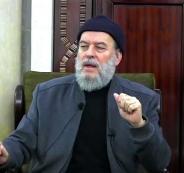اصابة الشيخ بسام جرار بفيروس كورونا