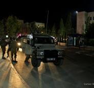 قوة خاصة إسرائيلية تطلق النار على مركبة قرب جامعة بيرزيت