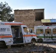 800 من الطواقم الطبية قتلوا بجرائم حرب بسوريا