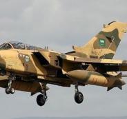 سقوط طائرة سعودية ومقتل قائدها في اليمن