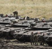السعودية تشتري دبابات اسرائيلية