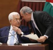 عباس والسلطة الفلسطينية والضم