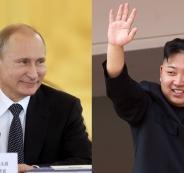روسيا وكوريا الشمالية