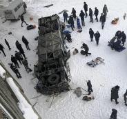 مقتل روس في سيبيريا