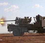 اشتباكات بين الجيش الحر وقوات النظام بريف دمشق