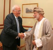 عريقات وسلطنة عمان