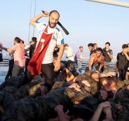 الحكم على جنود اتراك نفذوا انقلابا فاشلا في تركيا