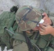 اصابة جندي اسرائيلي في مواجهات غرب رام الله