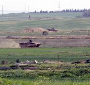الاحتلال يستهدف اراضي المزارعين شرق خانيونس