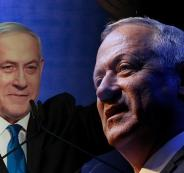 غانتس ونتياهو واسرائيل