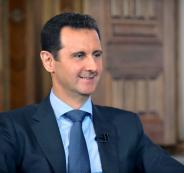 بشار الاسد في سوريا