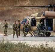 تظاهرات الفلسطينين على حدود غزة