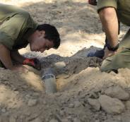 اطلاق صواريخ على سديروت