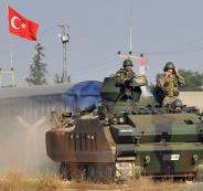 اشتباكات بين الجيش التركي والمعارضة السورية في ادلب