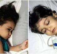 وفاة طفلة فلسطينيية في لبنان