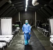 تسجيل اصابات بفيروس كورونا في رام الله
