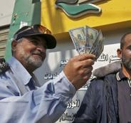 الاموال القطرية في غزة