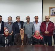 ابو غالي رئيس بلدية جنين