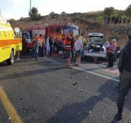 تفاصيل جديدة عن الحادث الذي أودى بحياة 6 مواطنين قرب رام الله