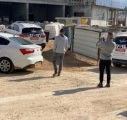 مصرع عامل فلسطيني في موديعين