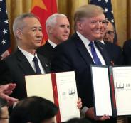 ترامب والاتفاق التجاري