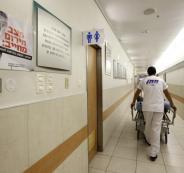 وفيات نتيجة التلوث في المستشفيات الاسرائيلية