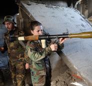 العثور على أسلحة اسرائيلية في دمشق